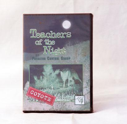 Teachers Of The Night Coyote Dirt Hole Locklear Dvd Minnesota