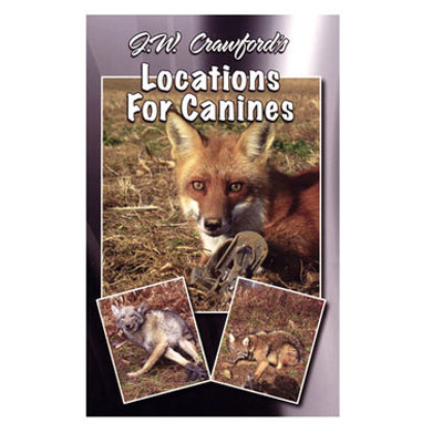 Locations for Canines - J.W. Crawford - Book