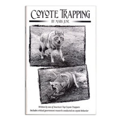 Coyote Trapping - Mark June - Book