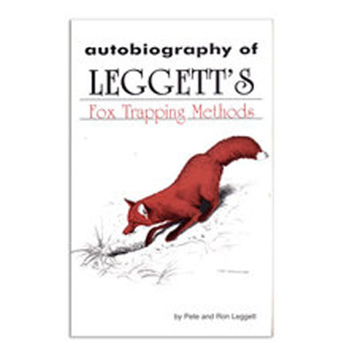 Fox Trapping Methods - Ron and Pete Leggett - Book
