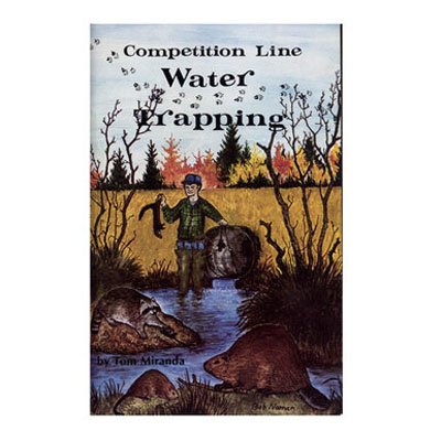 Competition Line Water Trapping - Tom Miranda - Book