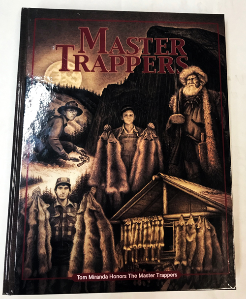 Master Trappers - Tom Miranda  -  book