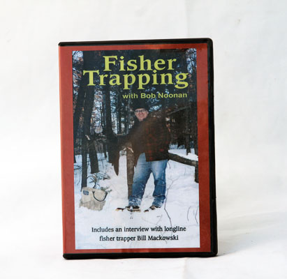 Fisher Trapping with Bob Noonan - DVD