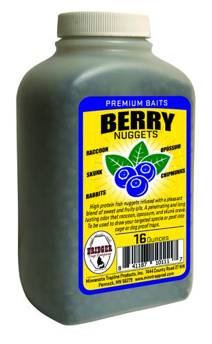Nuggets Berry - Raccoon Bait