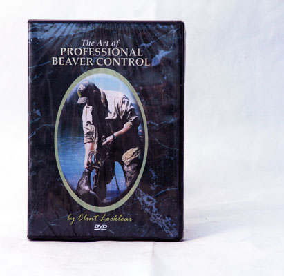 The Art of Professional Beaver Control - Clint Locklear - DVD