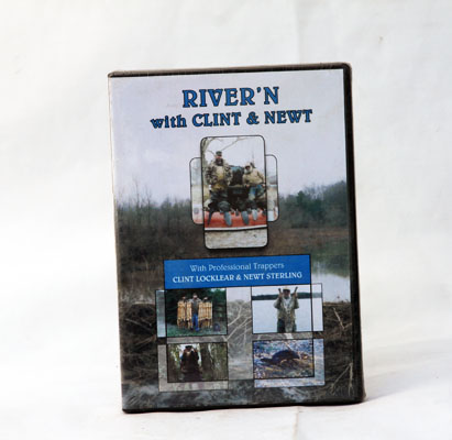 River'n With Clint and Newt - Locklear & Sterling - DVD