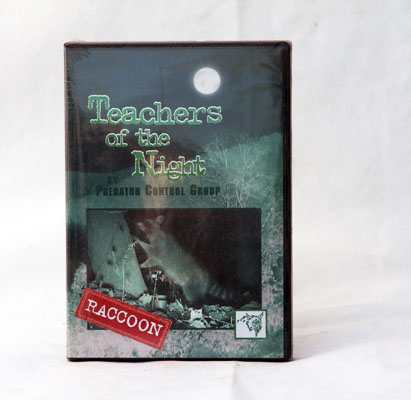 Teachers of the Night - Raccoon - Clint Locklear - DVD