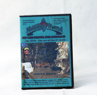 On the Prowl for Bobcats -  Ray Milligan - DVD